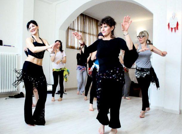 danza delle donne per le donne